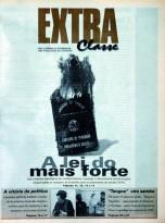 Jornal Extra Classe Nº 025 | Ano 3 | Set 1998