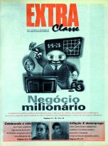 Jornal Extra Classe Nº 027 | Ano 3 |Nov 1998
