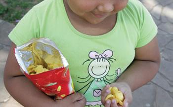 Obesidade infantil é um problema global que preocupa pais e educadores