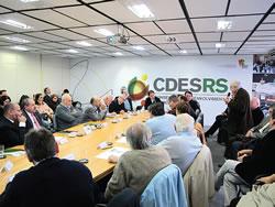 Foto: Stella Pastore/divulgação/CDESRS