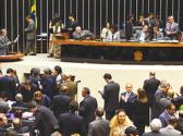 Câmara dos Deputados votou tensionada pelas manifestações nas ruas | Foto: Gustavo Lima/Câmara dos Deputados