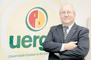 O reitor Fernando Guaragna considera a reestruturação positiva