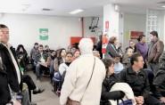 Deficiências na atenção básica resultam em emergências lotadas nos hospitais públicos, bloqueando a porta de entrada ao sistema de saúde | Foto: Igor Sperotto