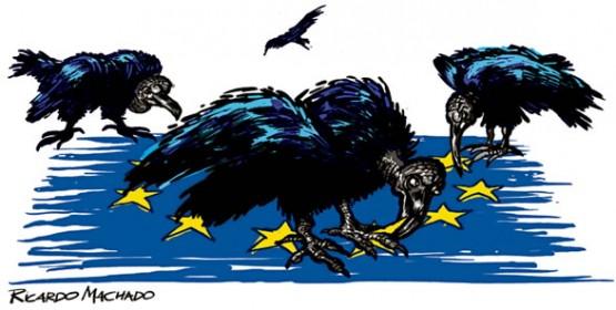 Os ingredientes da crise da dívida europeia