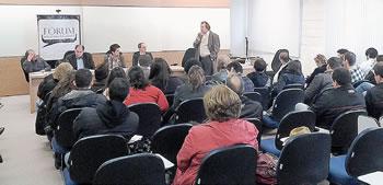 Reunião do Fórum das Comunitárias