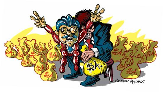Quem financia a democracia brasileira?