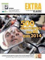Jornal Extra Classe Nº 181 | Ano 19 | Mar 2014