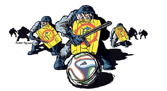 A Copa do Mundo e as Eleições de 2014