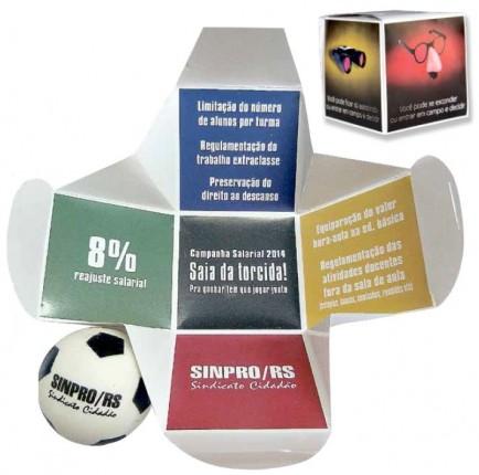 Reprodução dos materiais da Campanha estão sendo distribuídos aos professores nas instituições de ensino: de espectador à protagonista