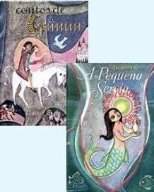 Roswitha ilustrou os livros de Hans Christian Andersen e de Jacob e Wilhelm Grimm