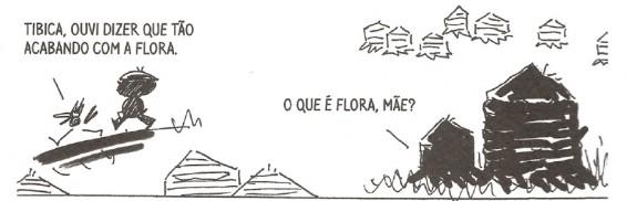 Quadrinhos TIBICA / CANINI