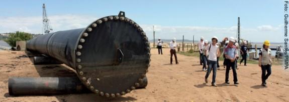 Programa da Prefeitura prevê a instalação de 11,3 quilômetros de tubos de rede coletora de esgoto doméstico