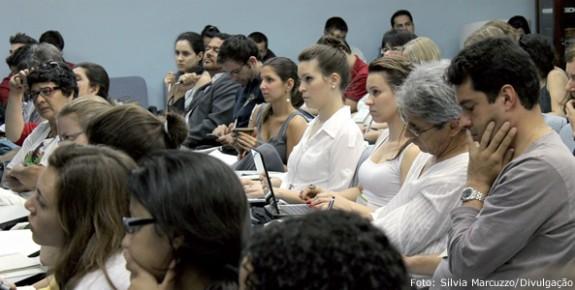 V Congresso Brasileiro de Jornalismo Ambiental, realizado no Rio de Janeiro de 17 a 19 de novembro