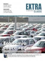 Jornal Extra Classe Nº 166 | Ano 17 | Ago 2012