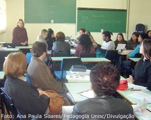 Na Unisc, dos 300 alunos da Pedagogia, 90 são do Fies e cem pelo Pibid, além dos beneficiados com o Parfor
