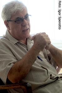 Paulo Fabris, médico do trabalho