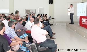 Conferência da CUT/RS reuniu lideranças sindicais