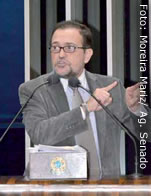 Walter Pinheiro, relator e autor do voto em separado aprovado em plenário