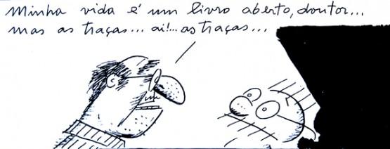 Dr. Fraud | Ilustração: Canini