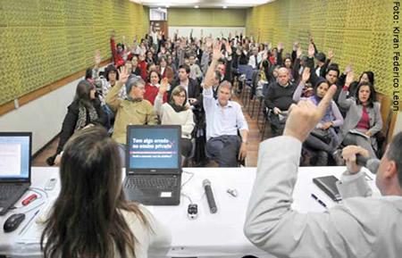 Negociação Coletiva 2012