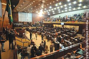 Deputados estaduais foram unânimes na votação