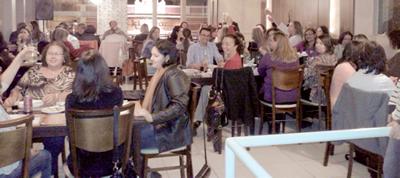 CRUZ ALTA – Rodízio de pizzas com os professores no dia 23 de outubro