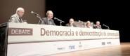 Co-autor da Lei de meios argentina participou de debate promovido pelo extra Classe   Foto: Igor Sperotto