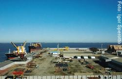 Dados secundários como os da região do Porto de Rio Grande já estão consolidados
