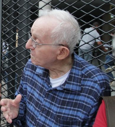 Augusto Carneiro, pioneiro da Agapan, morre aos 91 anos