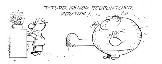 Quadrinho / Dr. Fraud | Ilustração: Canini