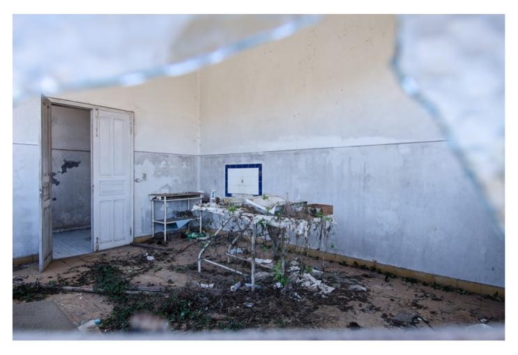 A obra Natureza Interrompida, do fotógrafo Carlos Stein pertence ao acervo do Museu de Arte do Rio Grande do Sul Ado Malagoli (Margs)