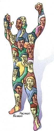 Movimentos sociais querem discutir estrutura de poder no país