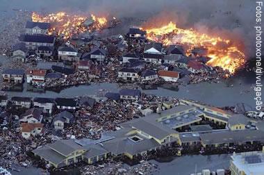 Catástrofe que atingiu o Japão em março deixou 26 mil mortos
