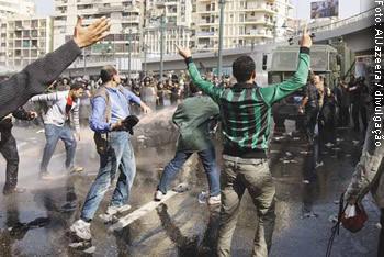 """""""Mais incrível ainda é que na Praça do Cairo, no auge do levante do Egito, o caso brasileiro foi muitas vezes referido nas falas dos líderes manifestantes"""""""