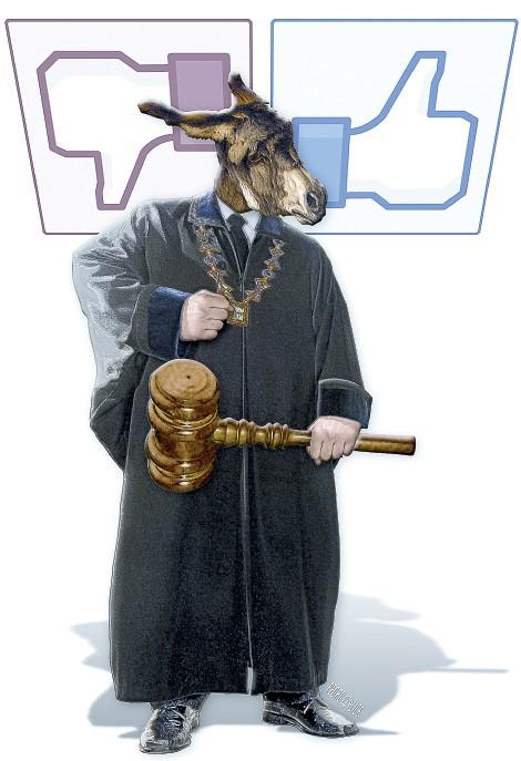 Impaciência do juízo