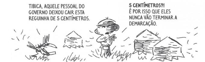 Quadrinhos TIBICA / CANINI | Canini