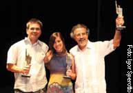 Camargo, Naira e Santiago