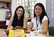 Márcia Rosa da Costa e Luciana Boose Pinheiro