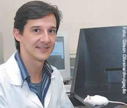 Diogo Lara, psiquiatra, professor da PUC/RS