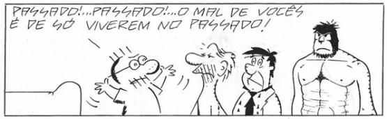 Quadrinhos TIBICA / CANINI | Ilustração: Canini