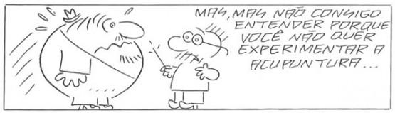 Quadrinhos - DR. FRAUD / CANINI  | Ilustração: Canini