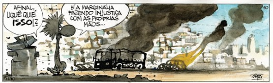 Quadrinhos - RANGO / EDGAR VASQUES | Ilustração: Edgar Vasques
