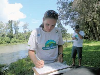 Cacinele, da Furg e do Ceclimar: resíduos químicos nas lagoas