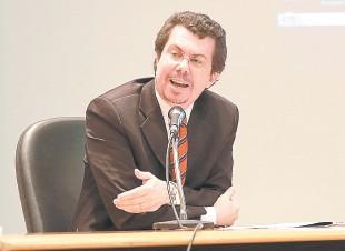 Rodrigo Schwarz, juiz do Trabalho da 2ª Região