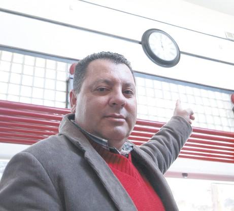 Erni Barros ganhou um novo coração em 2012