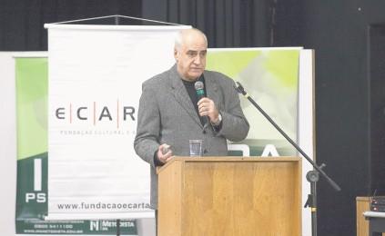 José Camargo é palestrante do projeto Cultura Doadora da Fundação Ecarta
