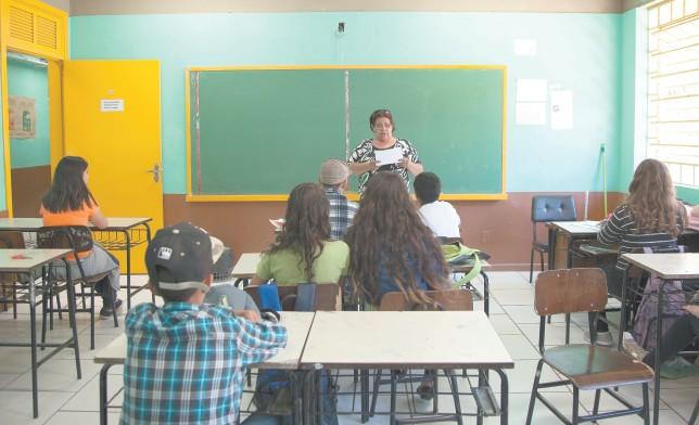 Reflexões sobre relações de gênero estão incorporadas ao calendário da escola Oscar Pereira, na capital