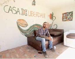 Cabral, um dos idealizadores do Estaleiro e da Casa Liberdade