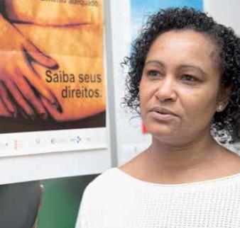 Anelise, coordenadora penitenciária da mulher na Susepe