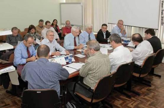 Última rodada de negociação no dia 06 de abril